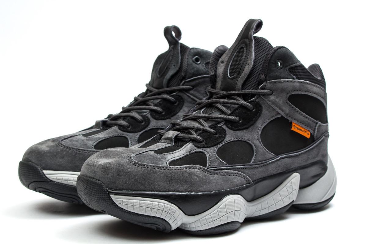 Зимние мужские ботинки Adidas Primaloft   3-201