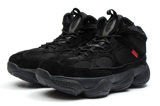 Зимние мужские ботинки Adidas Primaloft   3-202, фото 2