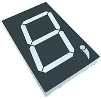 Цифровий семисегментний індикатор  GNS-30011BG-11 3.0 дюйм світлодіоднийзелений 3511