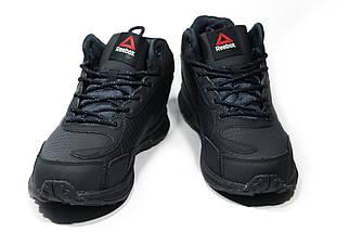 Зимние ботинки (на меху) мужские Reebok Classic 2-076, фото 3
