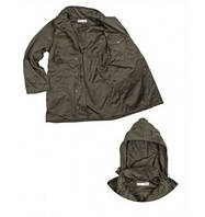 Куртка  GORE-TEX (мембрана) армии Австрии с подкладкой. 3 слоя