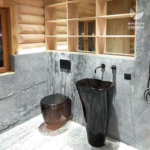 Ванная комната, Ruivina Grey