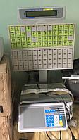 Весы электронные с чекопечатью DIGI SM 300 BS/96 Б/У