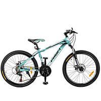 "PROFI Велосипед Profi 24"" G24PRECISE A24.1 Mint (G24PRECISE), фото 1"