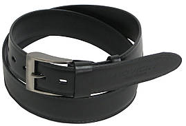 Мужской кожаный ремень Robicky ROV-3-96588 черный