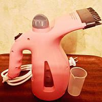 Ручной отпариватель для одежды RZ-608 – увлажняет, очищает, разглаживает морщины