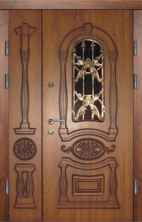 Широкие двери входные Елит_2006