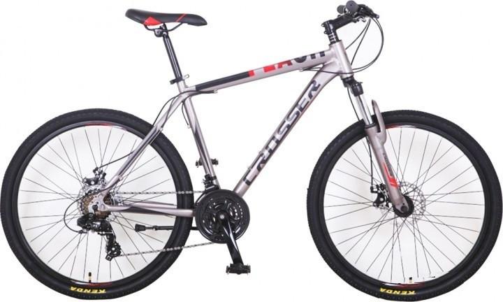 "Crosser Велосипед Crosser Flash 24"" 17"" Grey (Flash 24/17)"