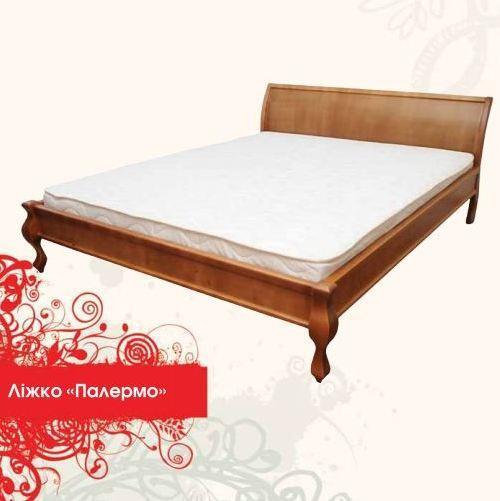 Деревянная кровать Палермо 90х200 сосна Mebigrand