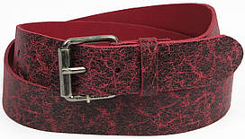 Кожаный женский ремень Tom Tailor, Германия, 100062, бордовый