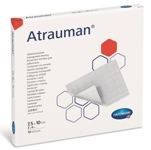 Atrauman 10х20 (Атрауман), мазевая повязка