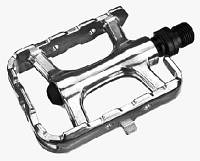 Педаль на промподшипниках EXUSTAR PM942 MTB Al ось Cr-Mo