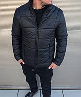 Куртка Philipp Plein с черным логотипом, фото 1