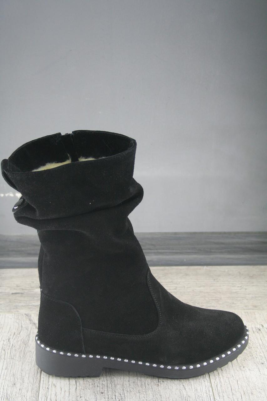 Чоботи зимові LEAR, взуття НАТУРАЛЬНА, жіноча, повсякденна, Україна