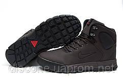 Зимние мужские ботинки 30522 ► Nike LunRidge, коричневые ✅SALE! 46% ► [ 42 ]