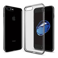 Чехол Spigen для iPhone 8 Plus / 7 Plus Liquid Crystal, Space Crystal (043CS20855), фото 1