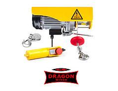 Лебедка электрическая Dragon Winch DWI 300/600