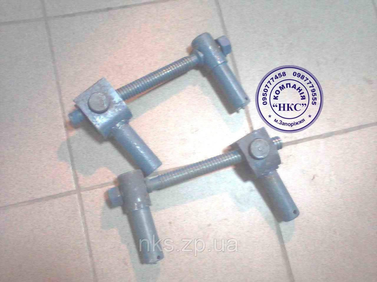 Механизм регулировки глубины КПС-4.