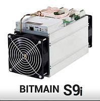 Асик Майнер Asic Antminer S9i 14.0 TH  с блоком питания Bitmain