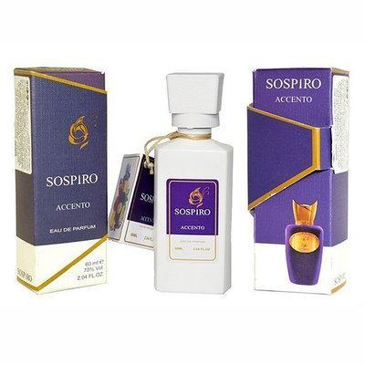 Парфюмированная вода женская Sospiro Accento (Соспиро Ассенто) 60 мл
