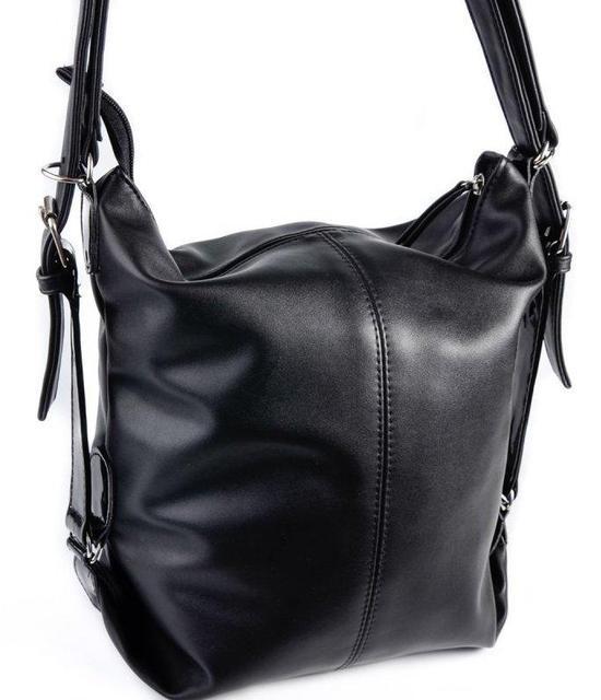 6262ce41e332 Модная женская сумка рюкзак Популярный каждодневный аксессуар Строгий вид Купить  в розницу Код: КГ6367 -