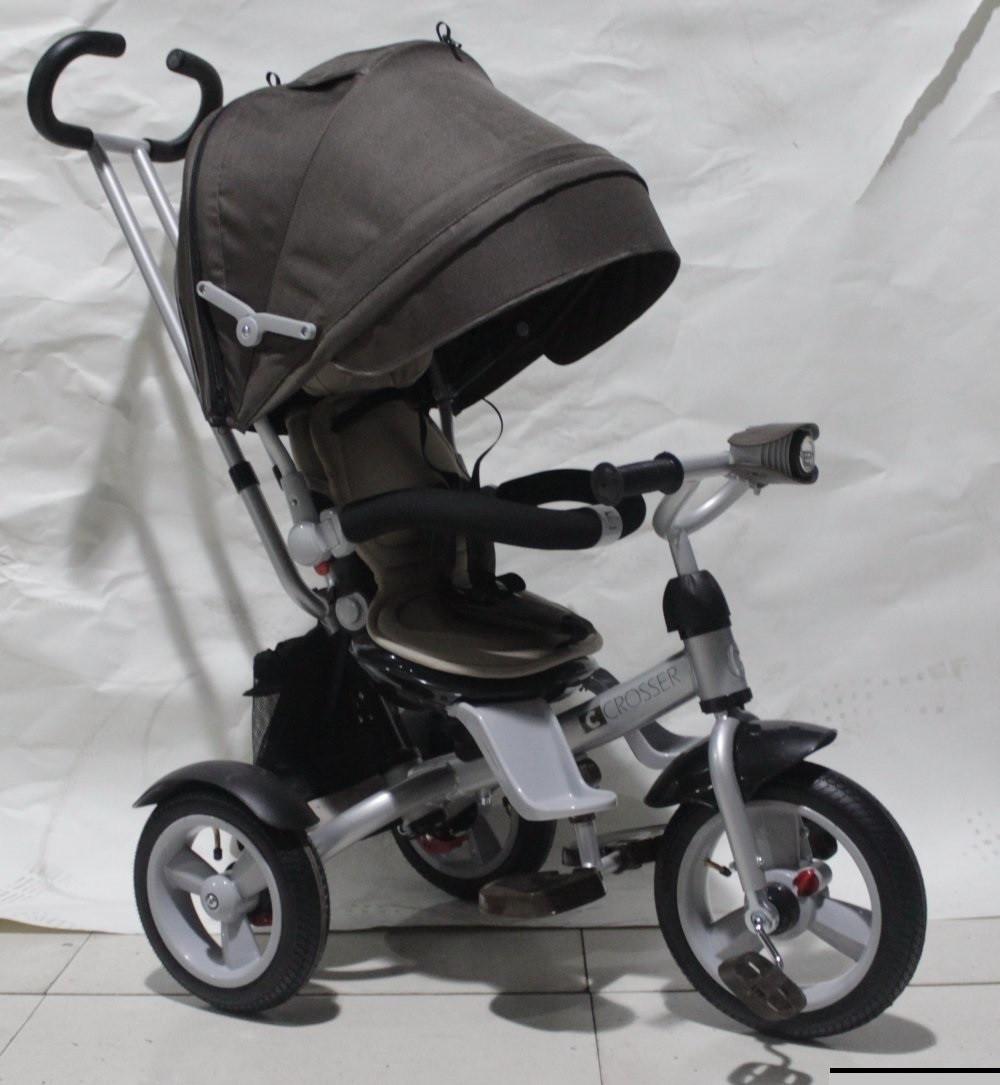 Azimut Велосипед Azimut Crosser Air Grey/Brown (T-503)