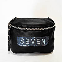 Превосходная женская кожаная сумочка на пояс DСN-053603 Италия, фото 1