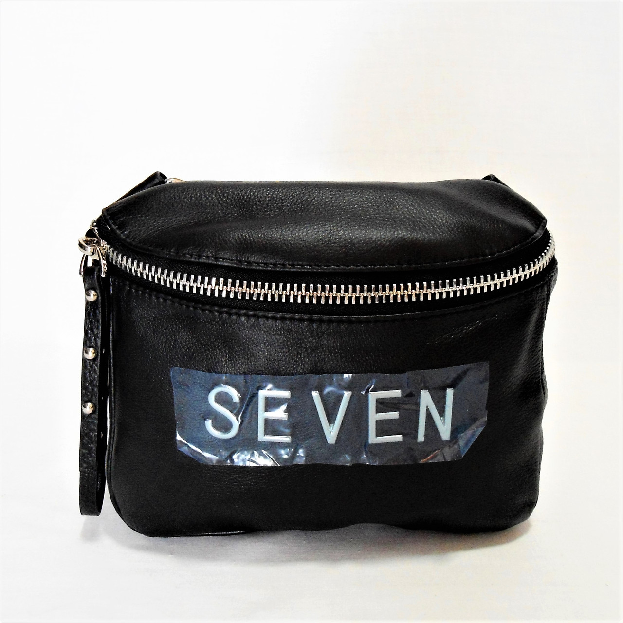 32a41a8f2083 Превосходная женская кожаная сумочка на пояс DСN-053603 Италия ...