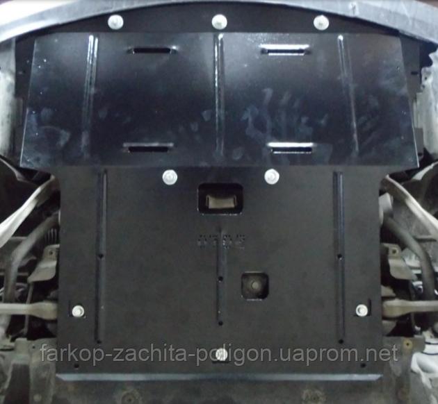 Защита картера BMW 5-й серии Е60/61 (V-3,0i) 4х4 с 2003-2010 г.