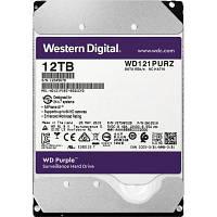 Жесткий диск 3.5 12TB Western Digital (WD121PURZ), фото 1