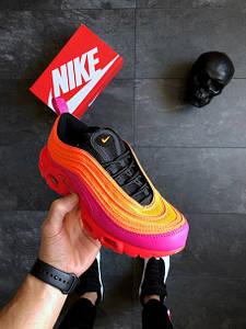 Женские кроссовки Nike Air Max Plus / 97 Pink АТ-842