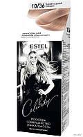 Краска-уход для волос estel celebrity тон 10/36, перламутровый блондин