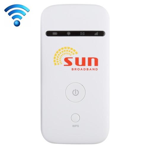 3G WI-Fi Pоутер ZTE MF65 White