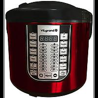 Мультиварка ViLgrand VMC286, 6 литров, 28 программ
