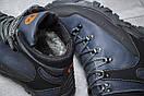 Зимние ботинки  Merrell Shiver, темно-синие (30341) размеры в наличии ► [  41 (последняя пара)  ], фото 6