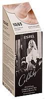 Краска-уход для волос estel celebrity тон 10/65, жемчужный блондин