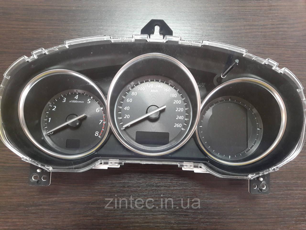 Щиток приборов Mazda CX5 2015-16г. 099-5454-777