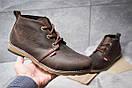 Зимние ботинки  на мехуLevi's Winter, коричневые (30602) размеры в наличии ► [  43 (последняя пара)  ], фото 2