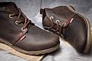 Зимние ботинки  на мехуLevi's Winter, коричневые (30602) размеры в наличии ► [  43 (последняя пара)  ], фото 6