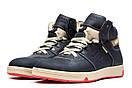 Зимние ботинки  на меху Clubshoes Sportwear, темно-синие (30612) размеры в наличии ► [  41 43 44 45  ], фото 7
