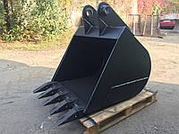 Ковш экскаваторный с зубьями 0.8 куба, фото 1