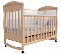 Детская кроватка Верес- Соня ЛД 4  декор резьба, фото 1
