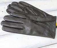 Стильные перчатки для мужчин с замочком