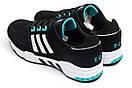 Кроссовки мужские Adidas EQT Support 93, черные (11651) размеры в наличии ► [  44 45  ], фото 8