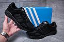 Кроссовки мужские Adidas EQT Support 93, черные (11654) размеры в наличии ► [  43 (последняя пара)  ], фото 2