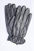 Мужские качественные перчатки из кожи ягненка.