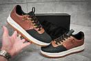 Кроссовки мужские Nike  LF1, коричневые (11753) размеры в наличии ► [  41 (последняя пара)  ], фото 2