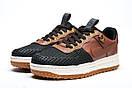 Кроссовки мужские Nike  LF1, коричневые (11753) размеры в наличии ► [  41 (последняя пара)  ], фото 7