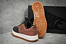 Кроссовки женские Nike  LF1, коричневые (11762) размеры в наличии ► [  37 38 39 40  ], фото 4