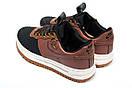 Кроссовки женские Nike  LF1, коричневые (11762) размеры в наличии ► [  37 38 39 40  ], фото 8